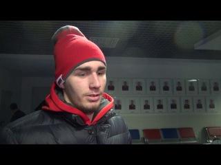 То, что случилось на молодежном чемпионате мира, останется со мной на всю жизнь (интервью Рыкова)