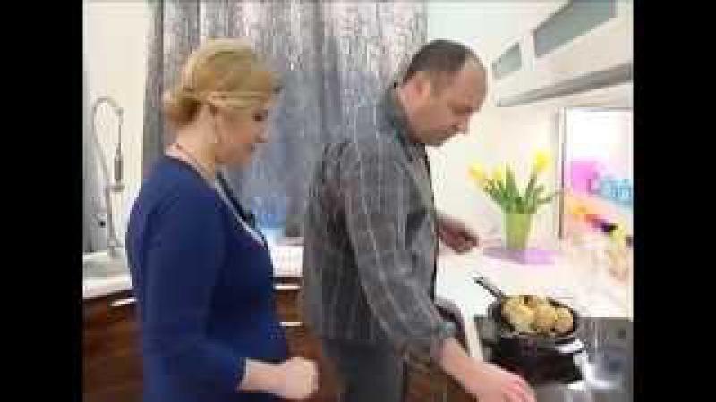 Рыбные котлеты по американски рецепт от шеф повара Илья Лазерсон американская кухня