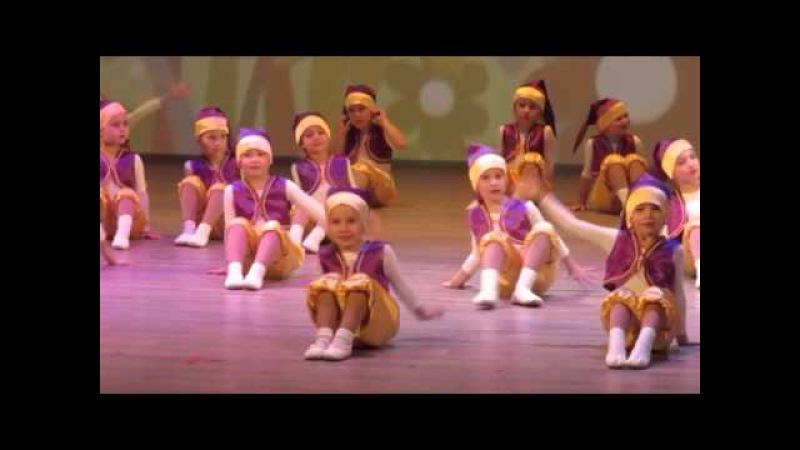 Танец маленьких гномиков