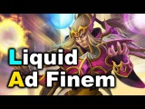 Liquid  vs Ad Finem - DreamLeague 6 Dota 2