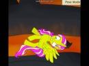 Страшная колыбельная Дили Тили Бом пони .