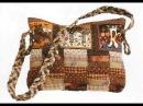 Сумки пэчворк стиль пэчворк лоскутные сумки