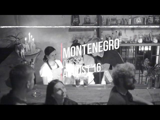 Montenegro Psychic DVD - August16