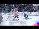 плей-офф матч№1 Енисей - Динамо Казань 10-3 18.03.2014