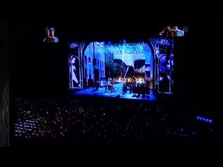 Концерт в Кремле с участием Катерины Чуриной