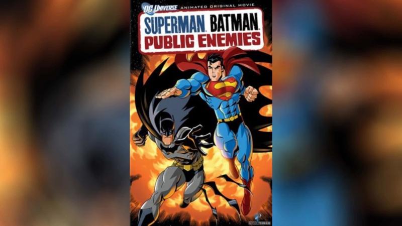СуперменБэтмен Враги общества (2009) | Superman/Batman: Public Enemies