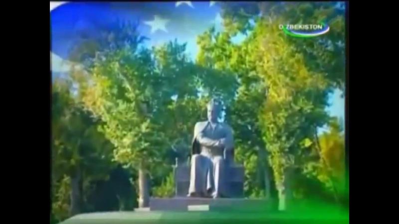 O'zbekiston Respublikasi Davlat Madhiyasi National Anthem of the Republic of Uzbekistan