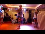 Танцы   Лезгинка Русские народные   Флеш-моб