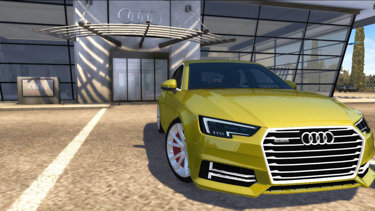 Audi A4 B9 2016 - Vehicle Mods - TurboDuck net