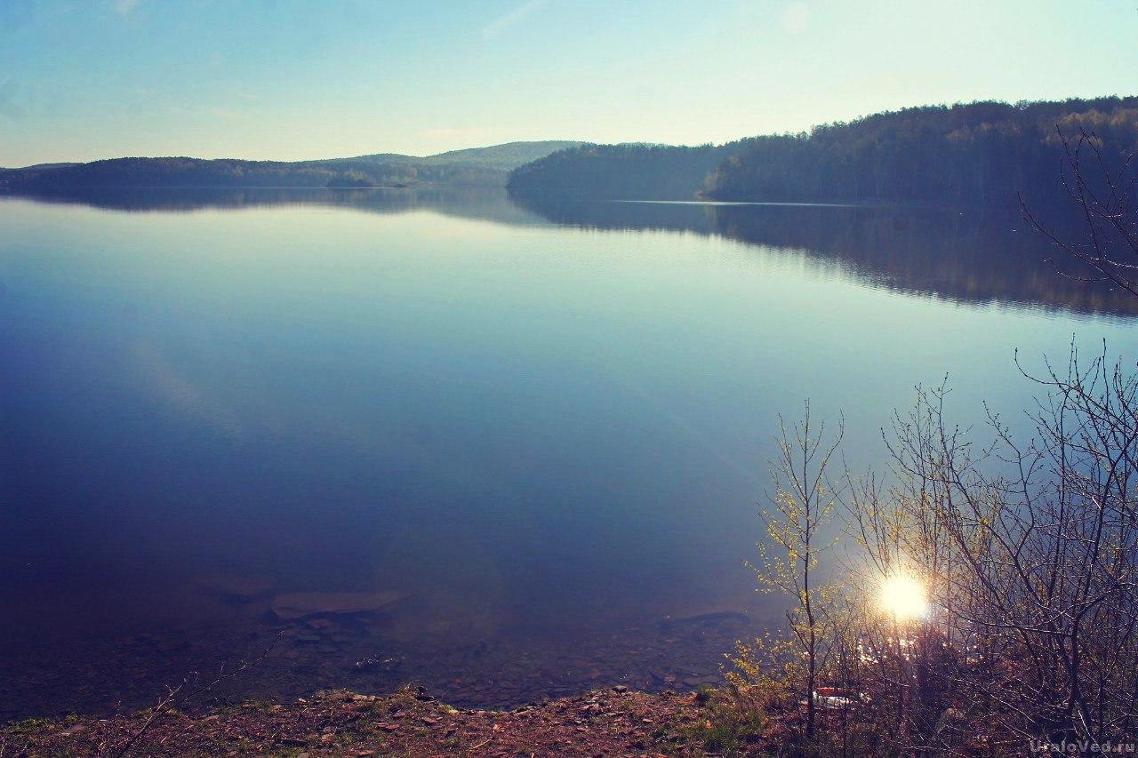 Утреннее озеро
