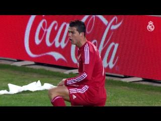 Cristiano Ronaldos league goals away at Sevilla!