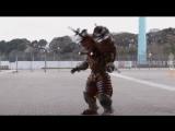 [dragonfox] Tensou Sentai Goseiger - 08 (RUSUB)