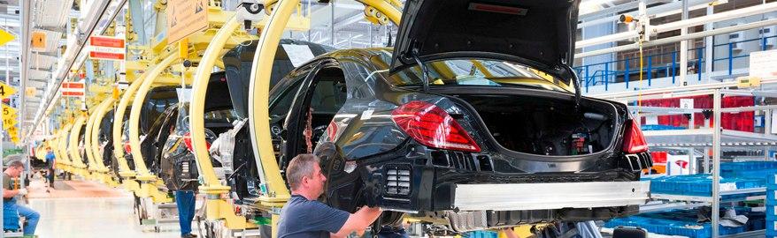 Завод Mercedes в России: чиновники дали добро