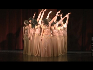 Belly dance ensembles compilation_ joy, sensuality, originality, harmony