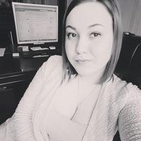Анкета Полина Завертяева