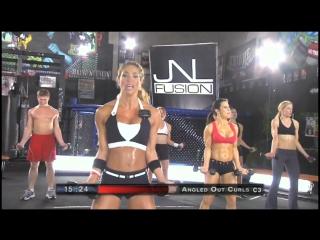 Jennifer Nicole Lee - 8. Biceps Builder. JNL Fusion |  Дженнифер Николь Ли - Для бицепсов