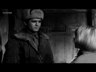 «возмездие» (1967) - военная драма, реж. александр столпер