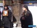Открытие памятных досок казакам–Георгиевским кавалерам, Свято-Михайло-Афонский монастырь, 30 апреля 2017 года, Республика Адыгея