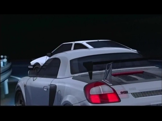 Initial d nfs · coub, коуб