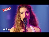 Calogero Aussi libre que moi Gabriella Laberge The Voice France 2016 Prime 2