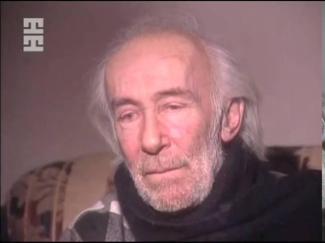 Valentin Nikulin читает Юрия Левитанского