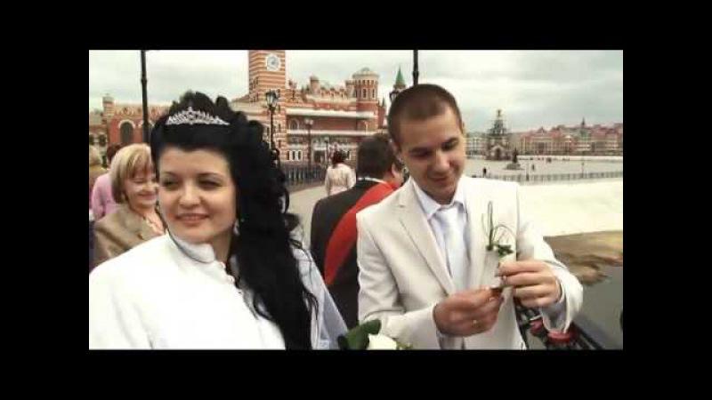 Свадебный рэп (клип, поёт невеста, Йошкар-Ола)