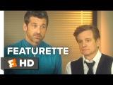 Бриджит Джонс 3 (Bridget Jones's Baby) - Featurette - Mark Darcy vs Jack Quant