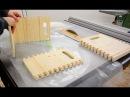 Schwalbenschwanz Bierkiste bauen Schwalbenschwanzzinkung HolzWerken DIY