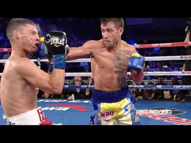 Roman Martinez vs. Vasyl Lomachenko: HBO Boxing After Dark Highlights