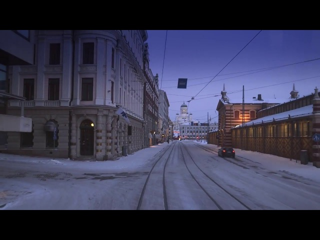 This is Finland I Helsinki Winter I