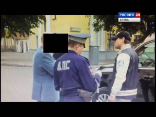 Задержание Ануфриева ЭКСКЛЮЗИВ ГТРК Вятка