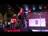 Giò Sada & Barismoothsquad - Rebel Rebel ( live@Vinitaly & The City, Verona)