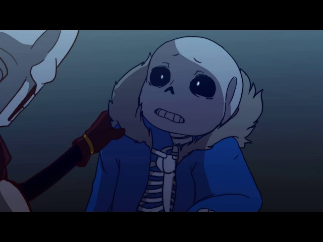 ||Андертейл анимация||Гастер||Undertale ECHO||