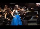 Elsa plays Frozen by Vivaldi - Violin Concerto No. 4 in F minor, Op. 8, Winter from Four Seasons