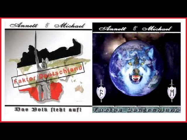 Annett Michael Müller - Faktor Deutschland, Das Volk Steht auf [FULL CD] 2004