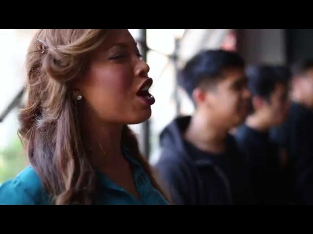I Was Made for Loving You - Tori Kelly Ed Sheeran: The Filharmonic ft. India Carney (A Cappella)