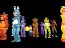 MMD x FNAF Talk Dirty to me Animatronic version