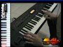 Korg N5 Synth jamming by S4K space4keys JORDAN RUDESS STYLE