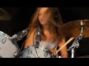 Smoke On The Water; drum cover by Sina