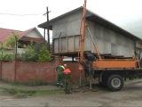 Гагрский филиал РУП Черноморэнерго проводит работы по замене устаревших электр...