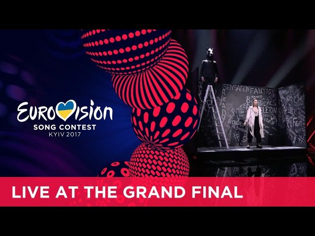 Dihaj Skeletons Azerbaijan LIVE at the Grand Final of the 2017 Eurovision Song Contest