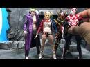 S.H. Figuarts bandai Harley Quinn ( Suicide Squad Ver.) Review. d amazing