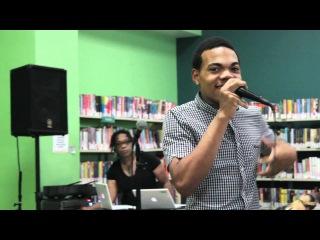 Выступление Chance The Rapper с песней «Nostalgia» для проекта «YOUmedia»