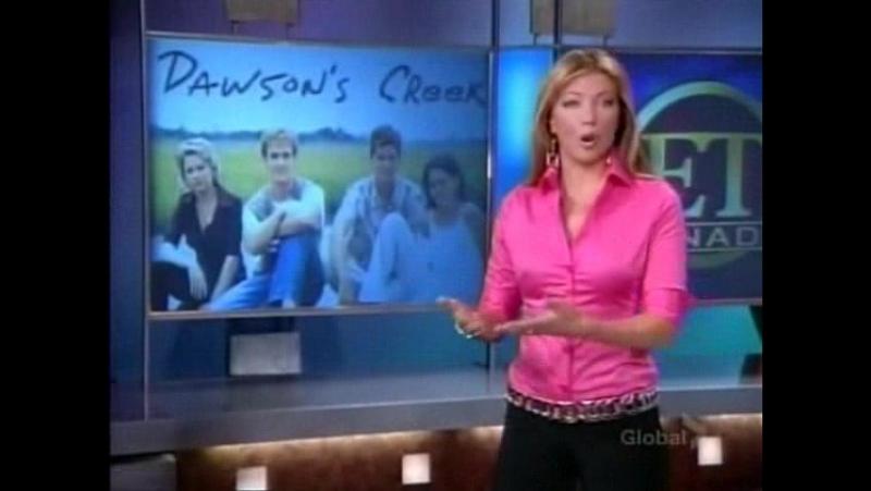 Новости от E! - актёры Бухты Доусона. Часть 3 | E! News - The Cast of Dawsons Creek