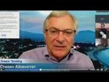 Прямой эфир со Стивеном Айзенстатом  25.03.2017г  (трансляция с 16 минуты)