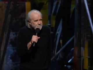 George Carlin - List of People Who Ought to Be Killed