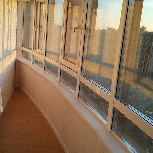 Остекление квартир, балконов, лоджий, загородных домов, терр.