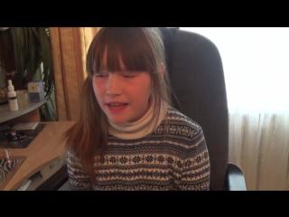 Алексия поет песню Кукушка