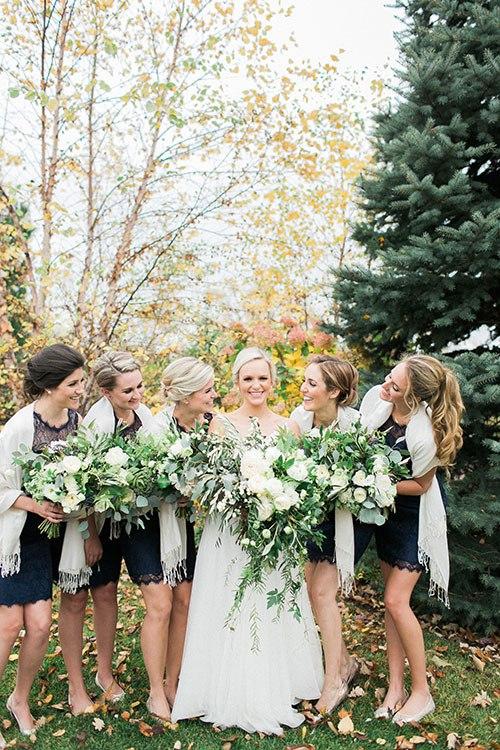 5 Okvo0VFbc - Необыкновенно романтическая свадьба (30 фото)