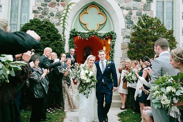 K U0ODZoqsM - Необыкновенно романтическая свадьба (30 фото)